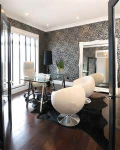 Black And White Desk Chair Design Ideas The Sleekest Brightest White Office Chairs
