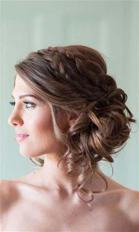 Modern Wedding Hairstyles For Medium Length Hair by Your Guide For Summer Wedding Hair And Make Up