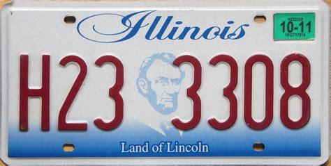 Vanity Plates Il by Illinois 3