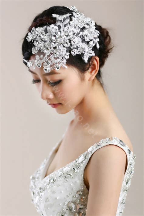 hair jewelry for a wedding buy wholesale wedding bride jewelry crystal flower