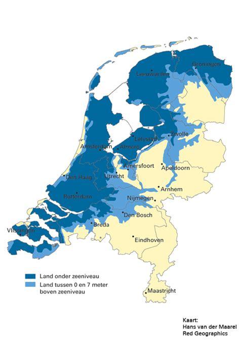 netherlands flood map elevation map of the netherlands map gallery cartotalk
