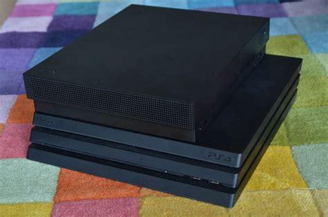 ps4 console vs xbox one ps4 pro vs xbox one x qual console vale a pena comprar