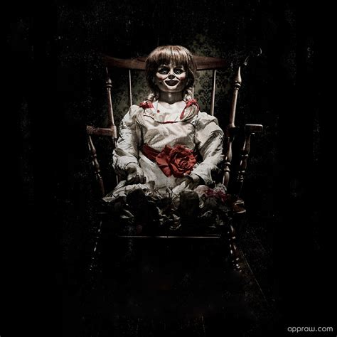 annabelle doll 9 scary annabelle doll wallpaper annabelle hd