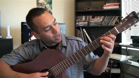 tutorial guitar one call away chingy one call away guitar lesson tutorial step by s