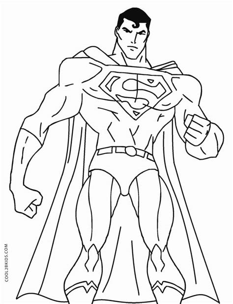 super man coloring page superman coloring pages printable