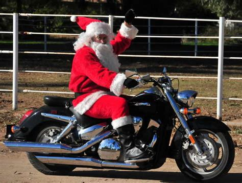 christmas bike runs