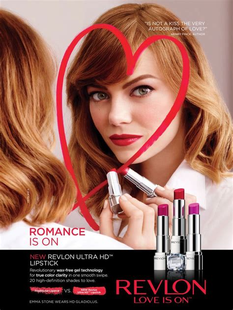 Sheryl Announced As New Spokesperson For Revlon Colorist by Revlon Lipstick Commercial The Of