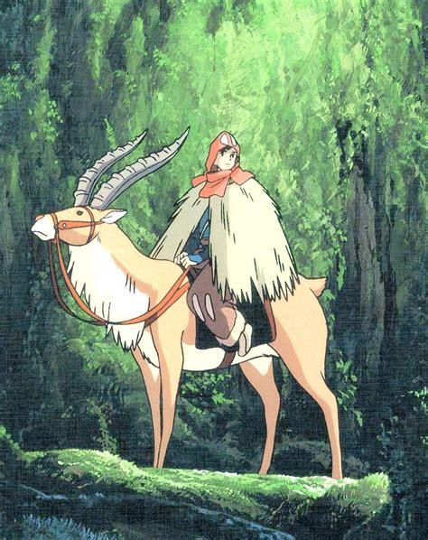 ghibli film kino 46 best princess mononoke images on pinterest