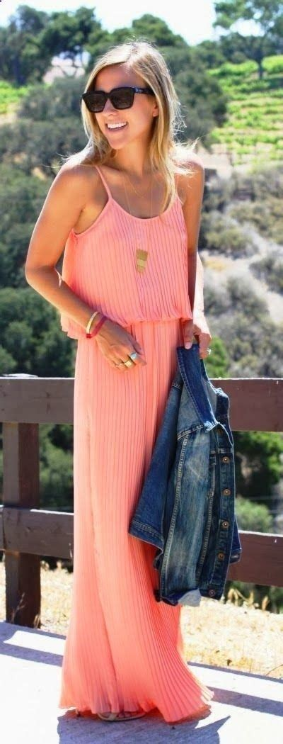 lavenia maxi lovely pink maxi flowy dress fashion summer style