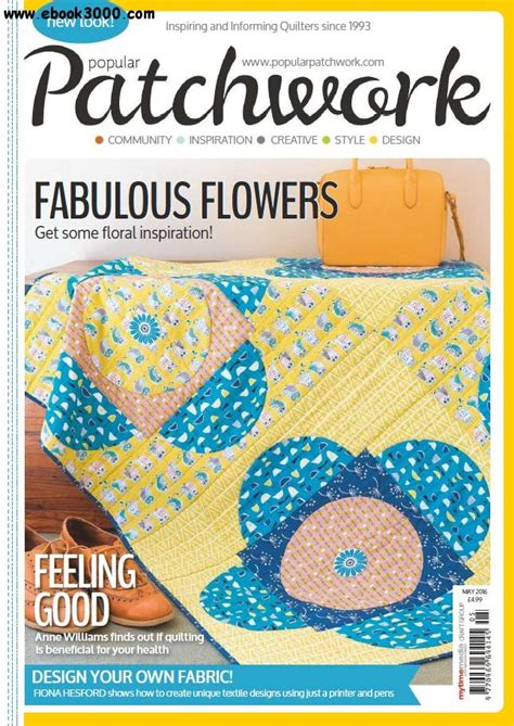 Popular Patchwork - popular patchwork may 2016 home magazine hobbies