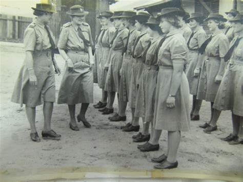 Australian Records 70th Anniversary Of The Australian S Land Army Queensland Branch