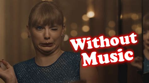 taylor swift delicate no music taylor swift without music delicate youtube
