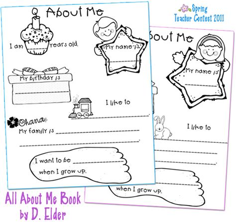 me book clipart
