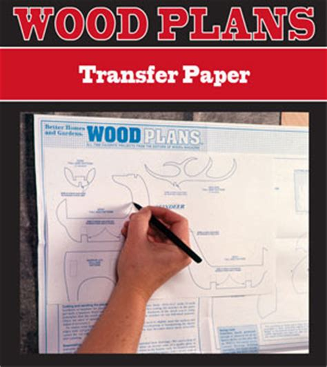 pattern transfer paper for wood transfer paper