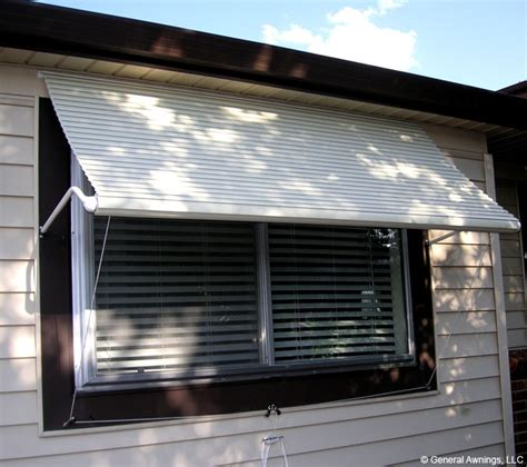 Aluminum Roll Up Awnings by 5500 Series Roll Up Window Awning