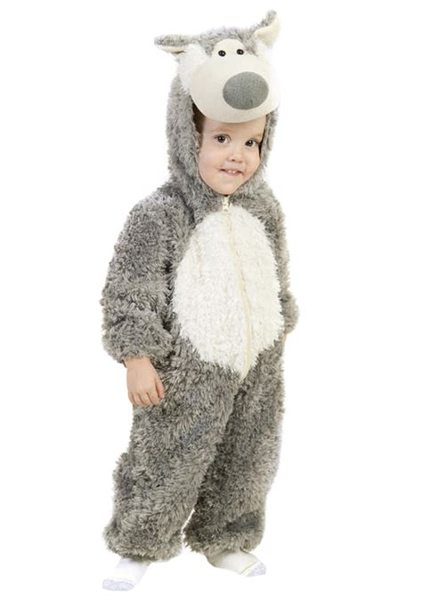 large costumes toddler big bad wolf costume