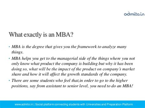 What Is Mba Recruitment by Mba A Bright Career Or Just An Option