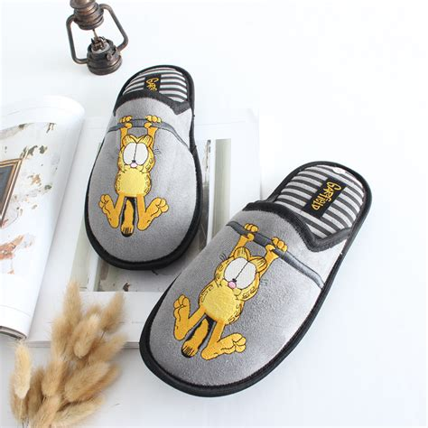 china house garfield compare prices on garfield slippers online shopping buy low price garfield slippers