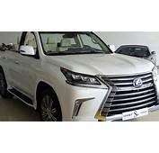 LEXUS LX 570 Convertible SUV 2016 For Sale In Dubai Www