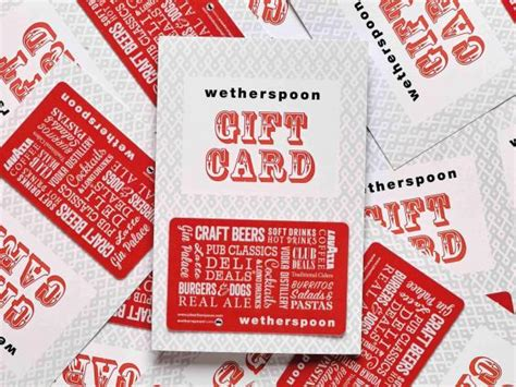 Wetherspoons Gift Card - 10 best office secret santa gifts the independent