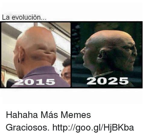 Memes Videos - la evolucion 15 25 hahaha m 225 s memes graciosos