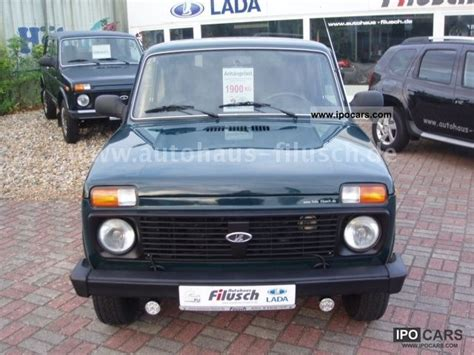 Lada Niva 2010 2010 Lada Niva 4x4 M Only Absolutely Like New Ahk 1900