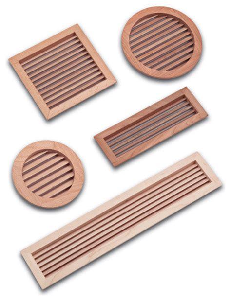 wood air vent grilles lwavg traditional registers