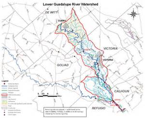 guadalupe river map blanco guadalupe river authority white gold