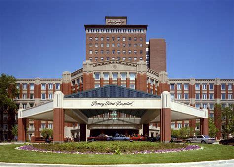 henry ford health system detroit mi study henry ford hospital general data