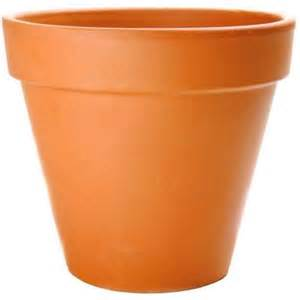 home depot clay pots norcal pottery 14 in terra cotta clay pot 100043020 the