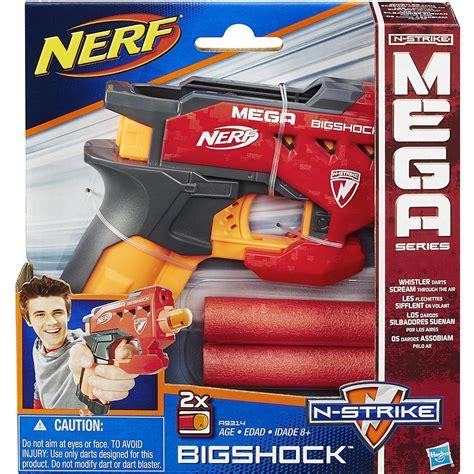 Nerf Bigshock Hasbro nerf n strike mega bigshock blaster 630509265176 calendars