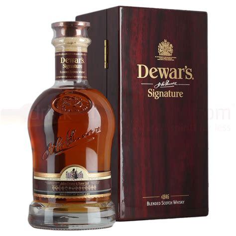 dewars signature whisky 70cl buy cheap online uk