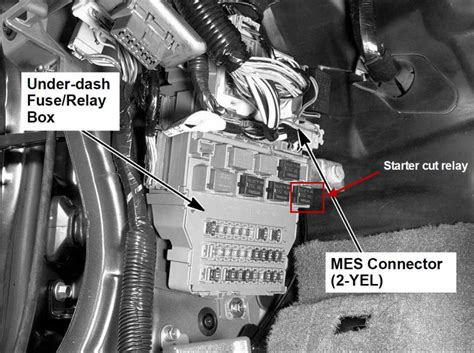 honda accord starter solenoid location of starter relay 2003 accord honda accord forum