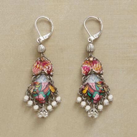 Handmade Jewelry Catalogs - handmade earrings robert redford s sundance catalog