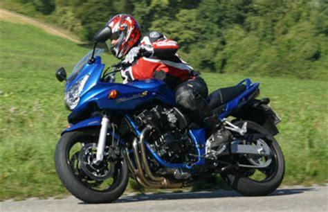 100 Ps Motorrad Anfänger by Suzuki Gsf 650 Bandit Im Test Motorrad Tests