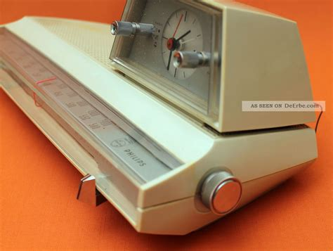 design radiowecker vintage designer radiowecker uhren radio wecker philips