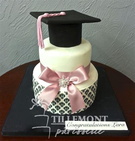 Grad Cap Decorations 414 Best Graduation Cakes Images On Pinterest Graduation