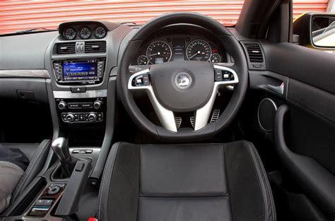 vauxhall vxr8 interior vauxhall vxr8 maloo 2011 2013 interior autocar