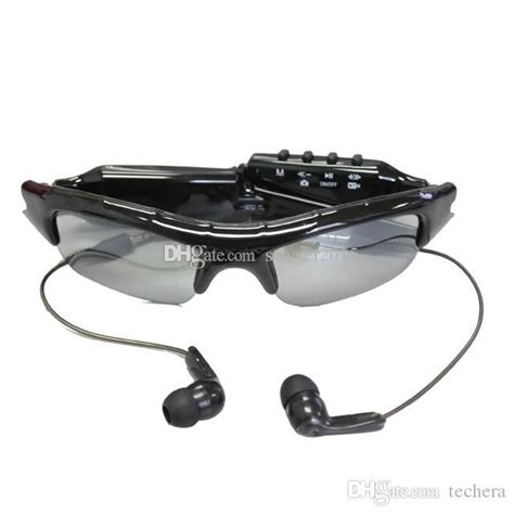Bluetooth Mp3 Player With Camcorder sunglasses mp3 player sports glasses mini