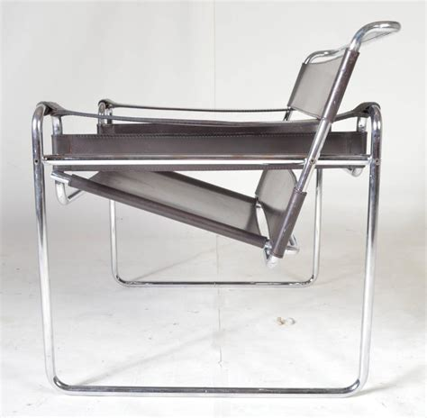 wassily chair gavina original vintage 1960s wassily chair by marcel breuer for gavina