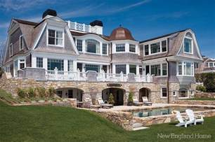 New England Style Home Plans by New England Style House Plans