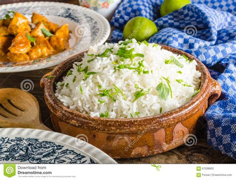 curry payment plan curry chicken with rice stock photo image 67038803
