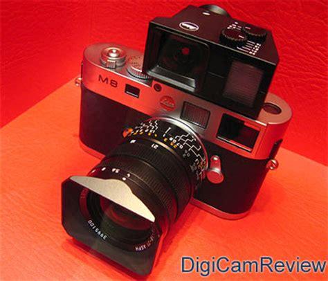 digicamreview.com | photokina: leica m8 digital rangefinder