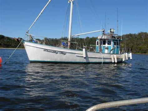 boat names tasmania huon pine cray fishing boat 42ft dorothy fay