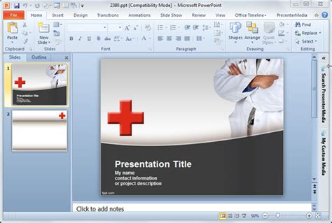 themes powerpoint 2007 medical premium free powerpoint templates and backgrounds for