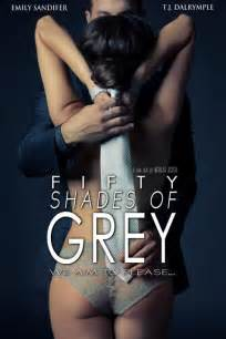 Fifty shades of grey movie poster fan made 50 shades of blue movie