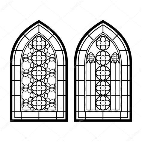 cornici gotiche finestre gotiche cornici d epoca vetrate di chiesa