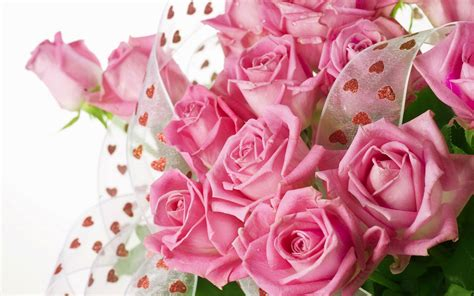 pink rosary wallpapers pink bouquet wallpapers