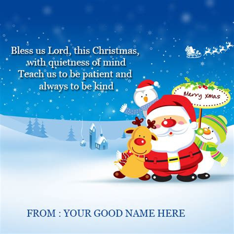 create lovely christmas wishes  picture