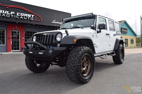 suv jeep white 2016 jeep wrangler suv for sale 1644 dyler
